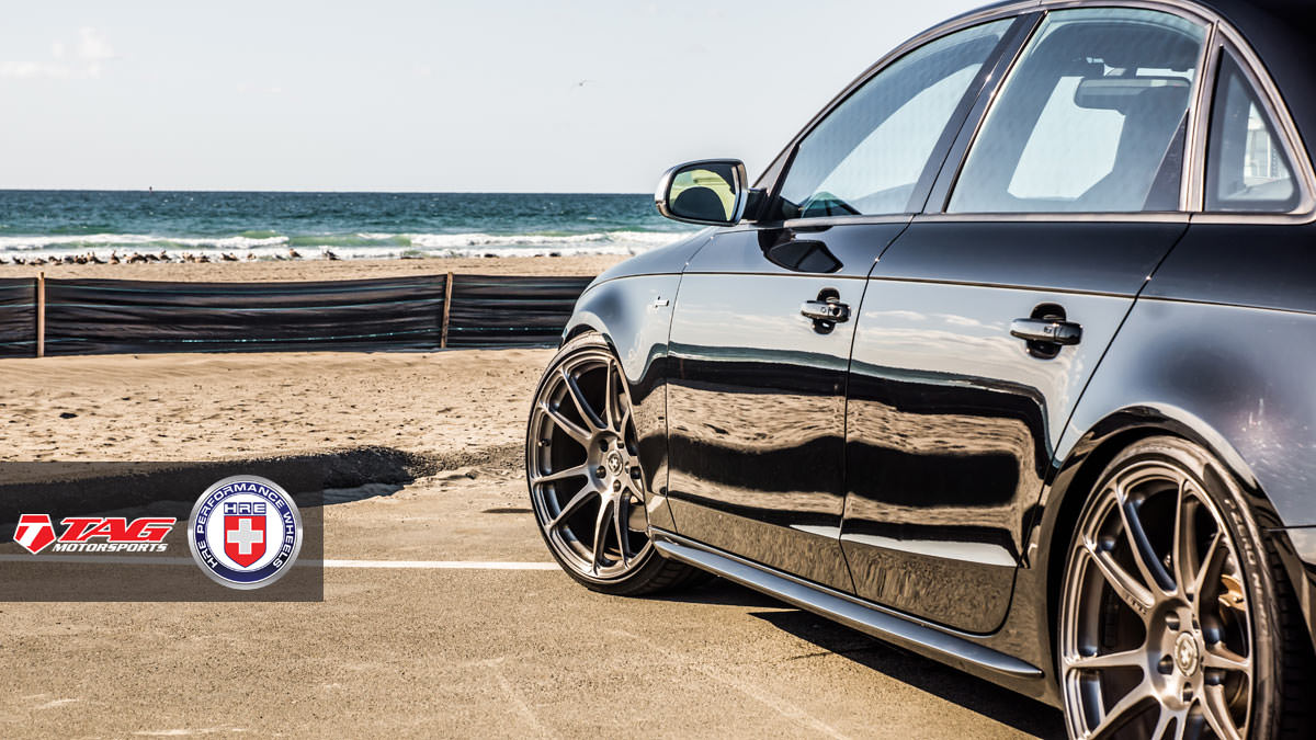All Go And Show 2013 Audi S4 On Hre Wheels Awe Tuning