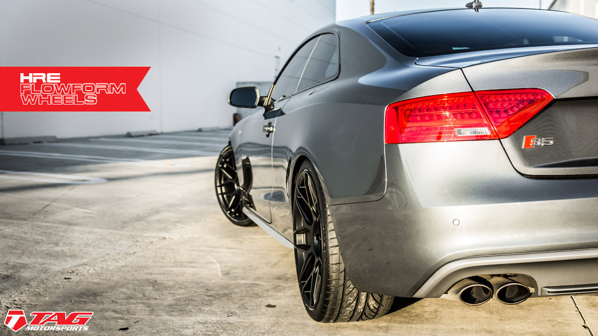 More Monsoon Please / 2014 Audi S5 on HRE Wheels and More! / TAG Motorsports